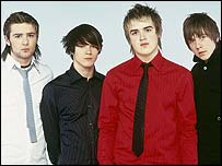 McFly will sing the official song for Comic Relief 2005