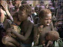 Many people in Africa are poor