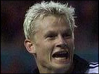 Spurs player Steffen Iversen