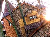 The Alnwick Garden tree house