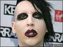 Marilyn Manson was a winner in 2005
