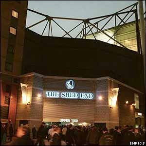 Stamford Bridge  is a fantastic all-seater stadium