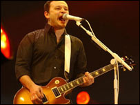 James Dean Bradfield - rock on!