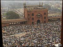 The Muslim festival of Eid-ul-Adha marks the end of Hajj