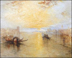 Turner San Benedetto, at Tate Britain