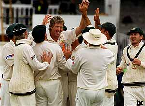 Australia win at Lords