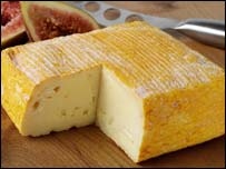 Vieux Boulogne, a soft cheese from France which could be the smelliest cheese in the world