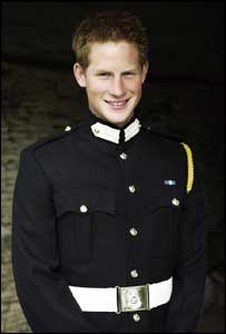 Happy birthday Prince Harry!  The young royal is now 21, and a fully-fledged adult!