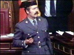 Lieutenant Colonel Antonio Tejero Molina