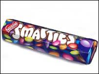 CBBC Newsround | UK | Smarties get smart new packaging Smarties Box Design