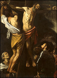 The Crucifixion of Saint Andrew, (1606-7), The Cleveland Museum of Art, Cleveland, Ohio, Leonard C. Hanna, Jr. Fund, 1976