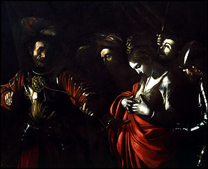 The Martyrdom of Saint Ursula, (1610), Banca Intesa Collection, Palazzo Zevallos, Naples