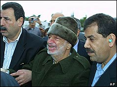 Yasser Arafat - Pres. Palestine