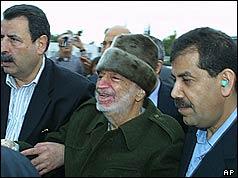 Yasser Arafat - Pres. Palestine