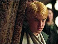 Tom Felton as Draco Malfoy