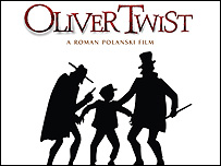 The cover of Oliver Twist CD Soundtrack