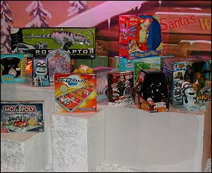 And now for the big top 12 toys! Here they all are together