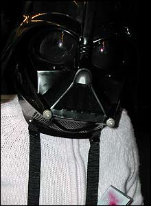 Lucy loved the Star Wars Darth Vader Voice Changer which makes you sound like the evil Dark Lord!