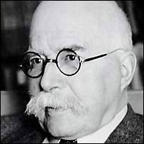 Swallows and Amazons author Arthur Ransome