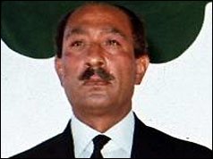 Anwar Sadat - Isolated
