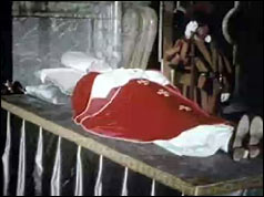 Pope John Paul's lying-in-state