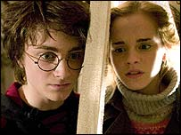 Harry Potter and Hermione Grainger