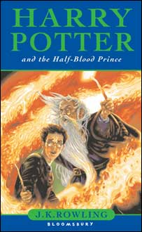 New Potter cover