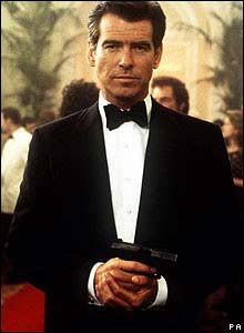 James Bond Tuxedo Pierce Brosnan