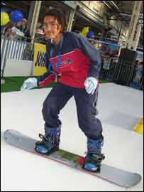 have you ever wanted to snowboard essay Essay by zombat00, high school,  the first snowboard ever marketed was produced by shervin popper,  and soon enough all the kids wanted one.