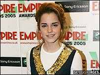 Emma Watson at the Empire Movie Awards