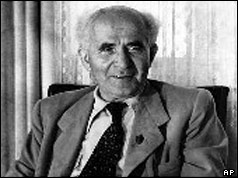 David Ben-Gurion in 1948