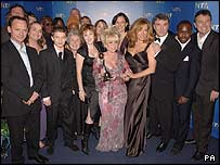 The EastEnders cast