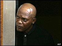 Mace Windu actor Samuel L Jackson