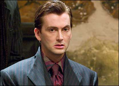 David Tennant as Barty Crouch Junior