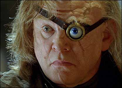 Brendan Gleeson as Professor Mad-Eye Moody