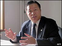 高智晟2005年11月2日接受法新社采訪