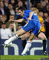 The inspirational Lampard scores his second
