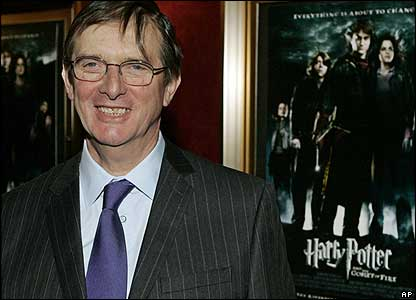 Goblet of Fire director Mike Newell