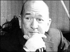 Writer Noel Coward