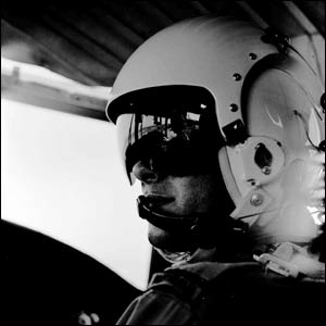 RAAF helicopter pilot