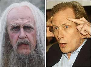 Richard Vernon and Bill Nighy