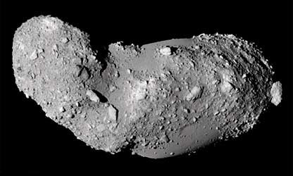 CBBC Newsround | Sci/Tech | Japan attempting asteroid landing