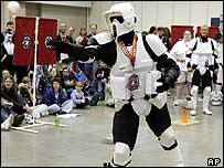The Stormtrooper Olympics at Celebration III