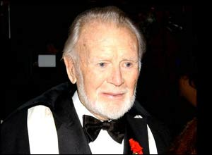 John Mills at the BAFTAs