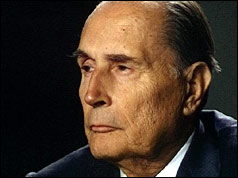 M. Mitterand - President