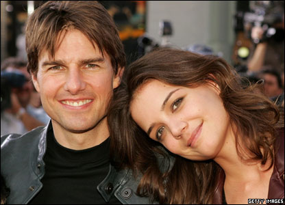 Katie Holmes Movie List on 10 Celebrities Who Prefer Experienced Men