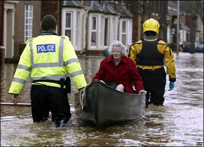 Heavy rain and winds caused problems in the UK, with flooding particularly bad in Cumbria.