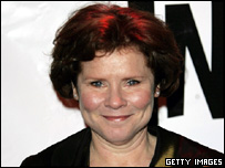 Imelda Staunton is tipped to be Professor Umbridge