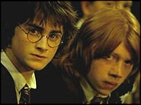 Daniel Radcliffe and Rupert Grint star in the trailer