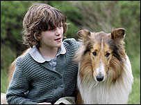 Hester Odgers plays Cilla in Lassie